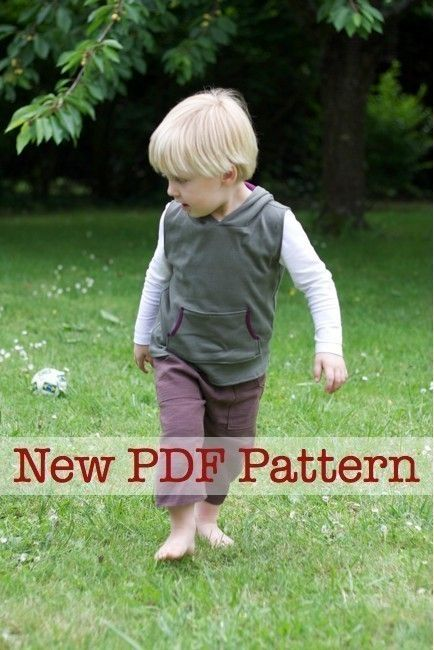 Playtime Popover PDF Sewing Pattern sizes 16 by RedThreadPatterns