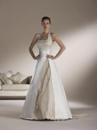 Wedding Dresses on Sales Perth Halter Neck http://laposhbridal.com ...