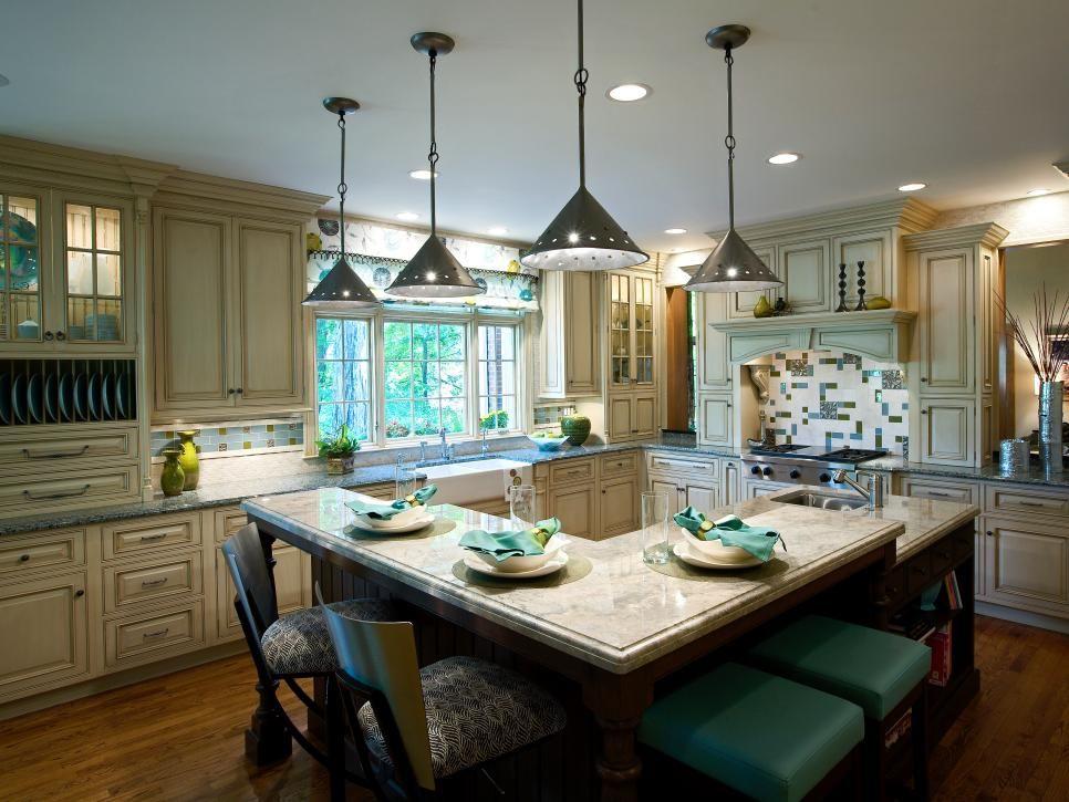 Designer kitchens for less   Hgtv, Budgeting and Kitchens