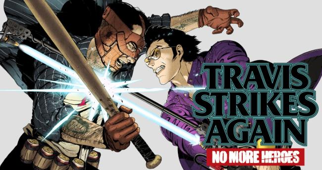 TravisStrikesAgain NoMoreHeroes NintendoSwitch Travis
