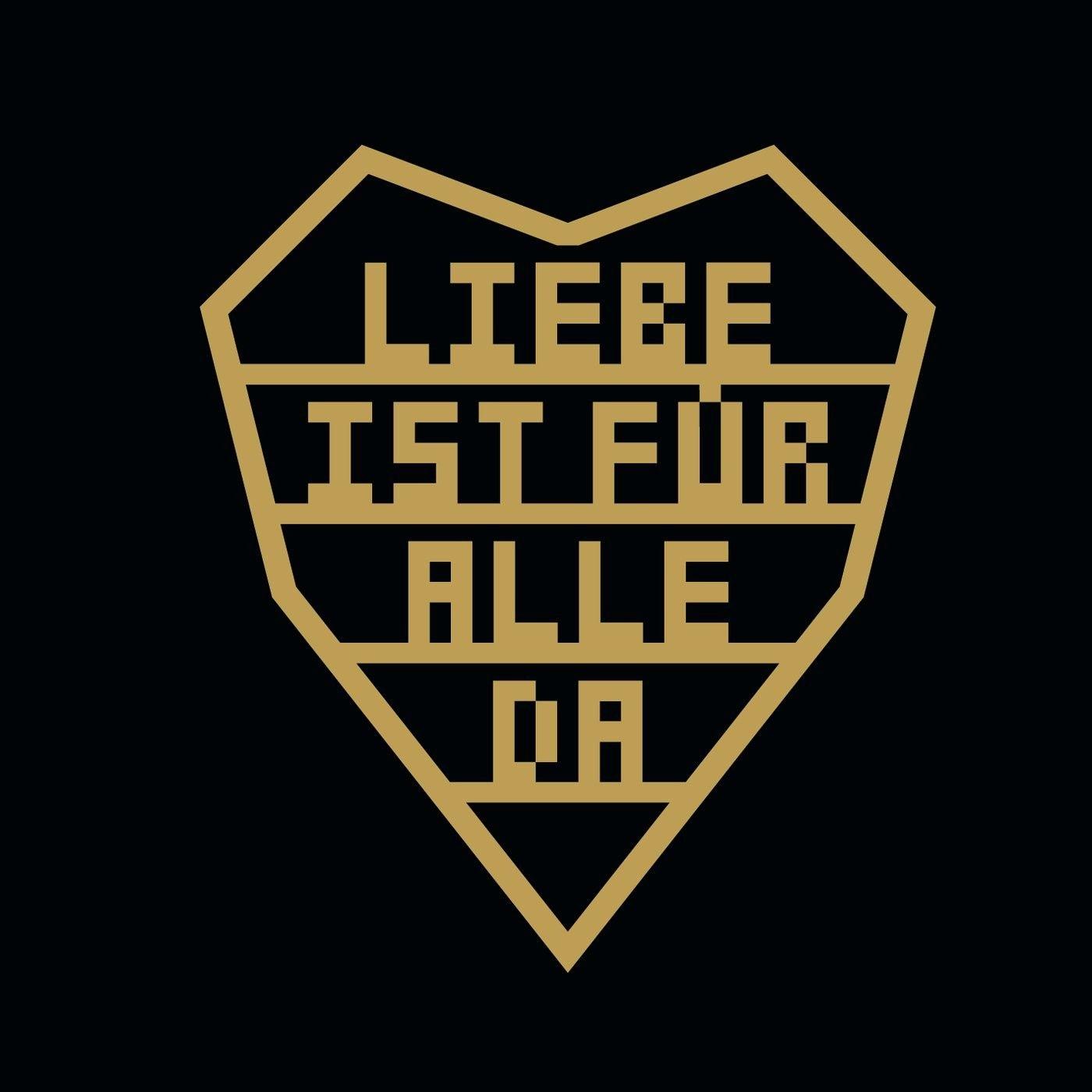 Rammstein Liebe Ist Fur Alle Da Fitted Hats