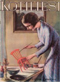 Kotiliesi 23/1933 (Rudolf Koivu)