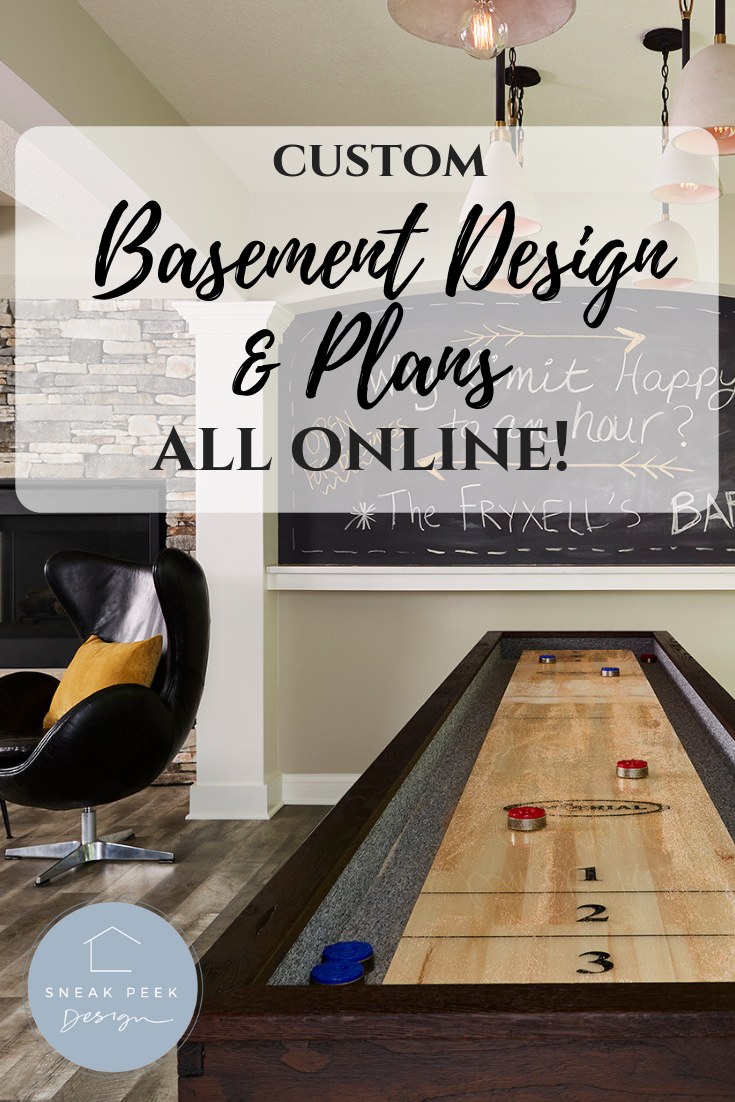have fun with the virtual room decorator virtual interior design Basement plans and custom design all online! Weu0027ve done hundred of  basements, make yours a one-of-a-kind fun family space!