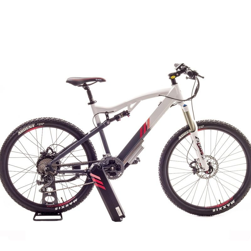 Ebike 48v500w Mtb Full Suspension High Torque High Speed Free