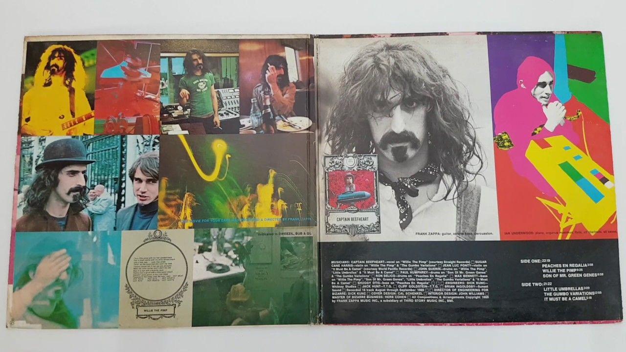 10 Essential Classic Rock Albums Classic Rock Albums Progressive Rock Frank Zappa