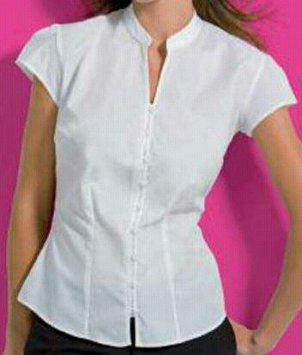 38cabcbfd4 camisas blancas para dama - Buscar con Google Diseños De Blusa