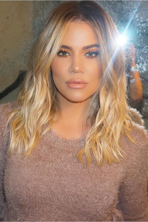 b01cc361f5bf6 Khloé Kardashian Debuted A Super-Short Bob | Hair Inspiration | Hair ...