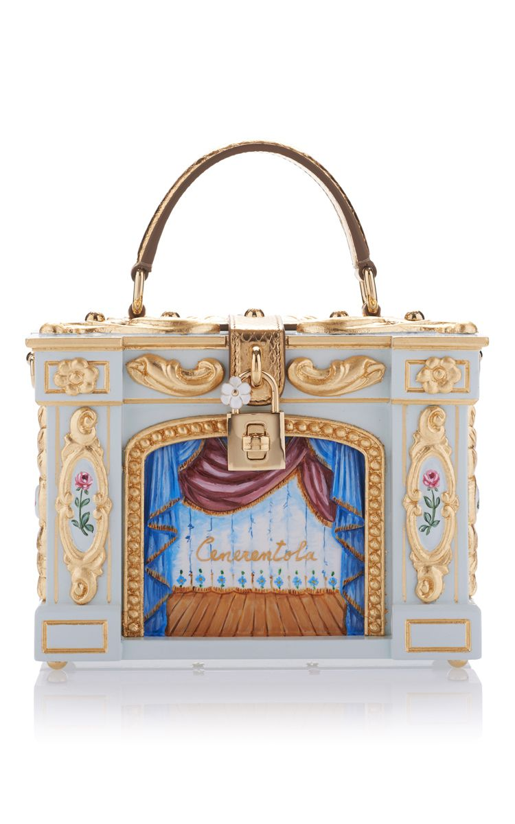 363e090e11 Cinderella Opera Box Bag by DOLCE   GABBANA for Preorder on Moda Operandi
