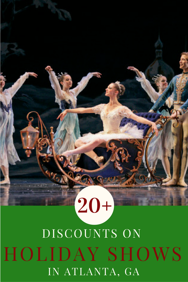 Discounts on 10+ Holiday Shows & Seasonal Events in