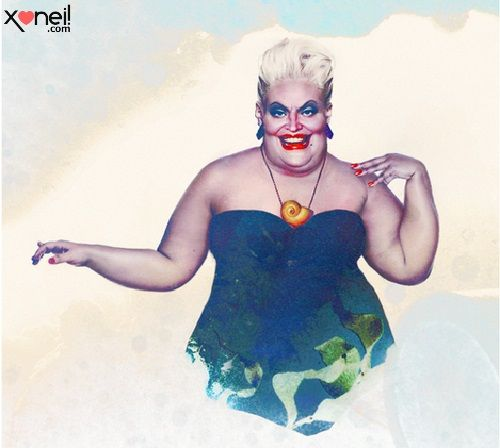 Ursula – A pequena sereia