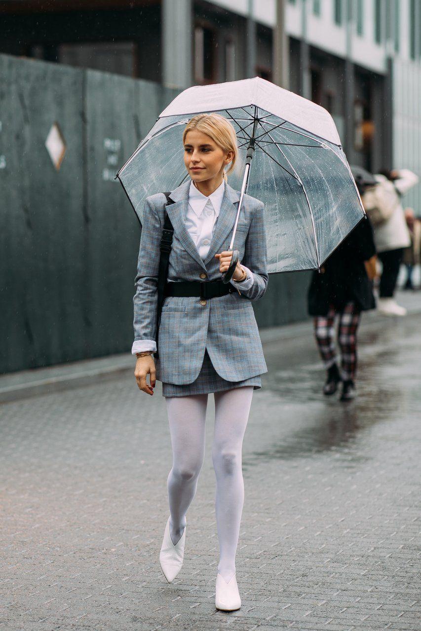 855017eed1cce Caroline Daur wearing Joe Ankle Boot by Tibi Resort 2018 | Style ...