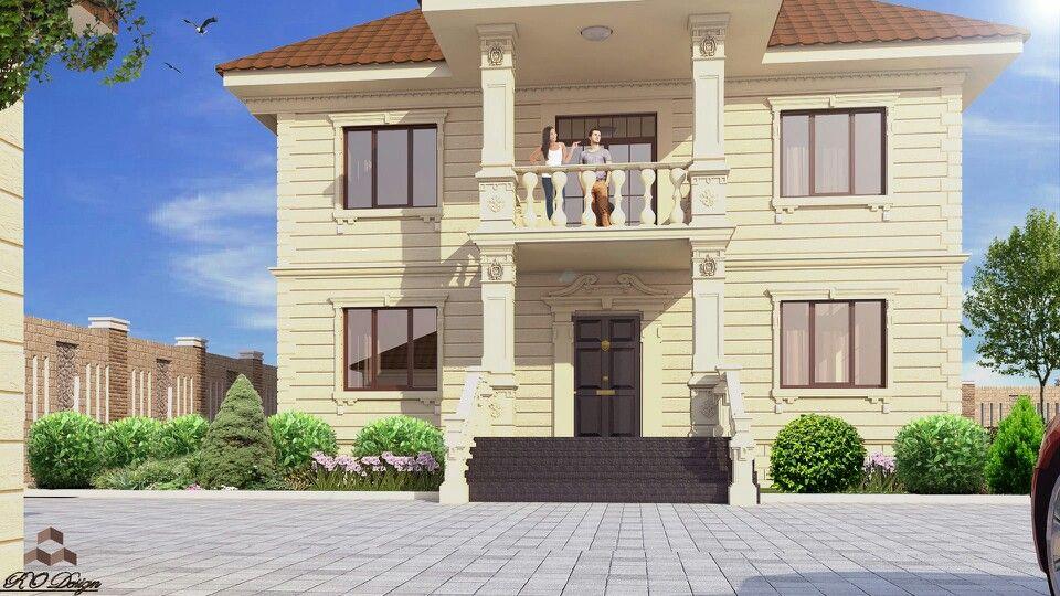 Villa baku my work