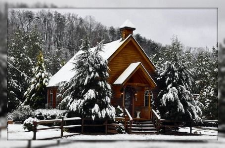 Gatlinburg Tennessee Smoky Mountain Wedding Chapels