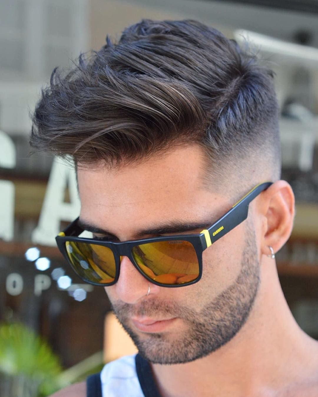 Nice 60 Awesome Asymmetrical Haircuts For Men Feel The Vibe Check