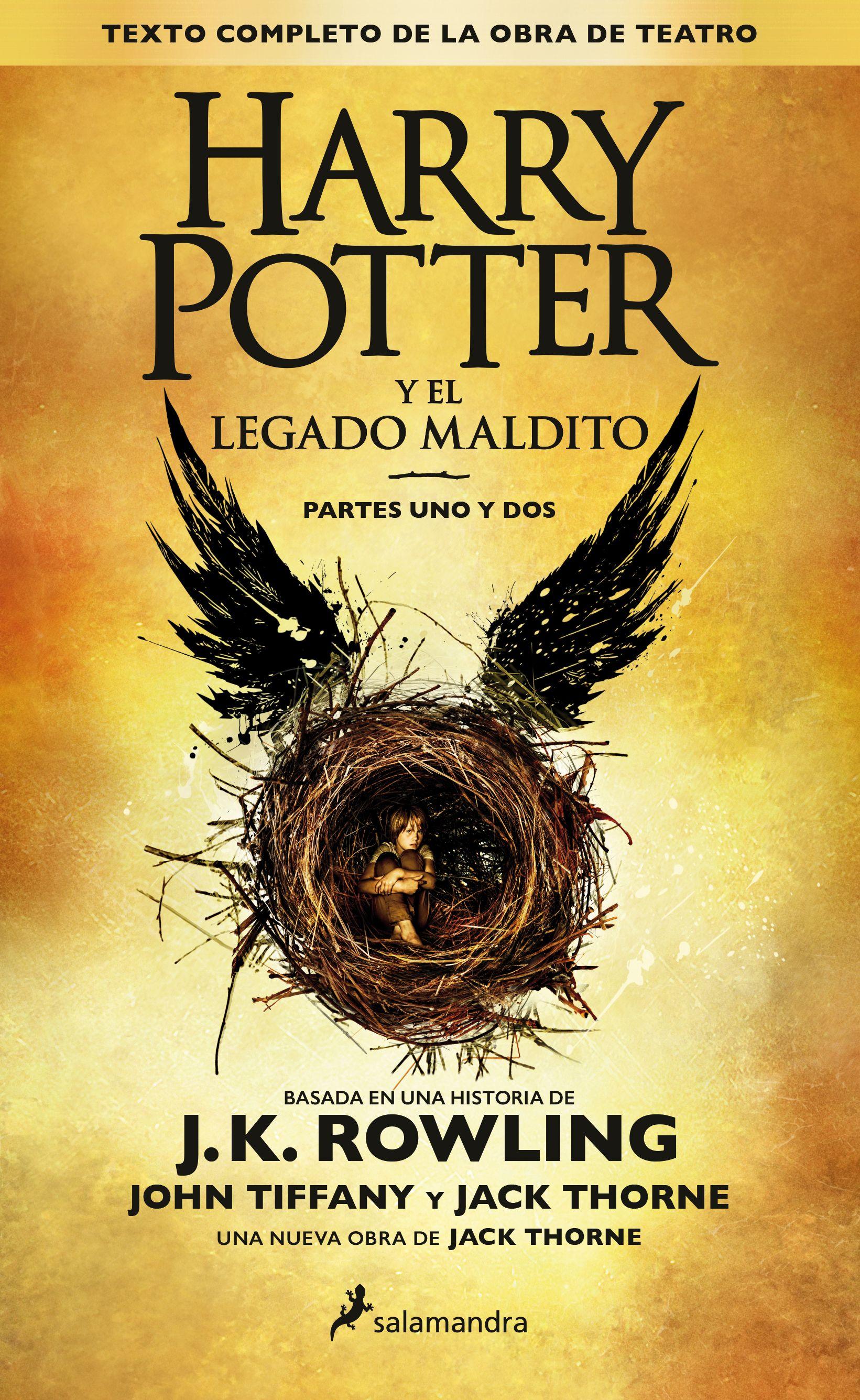 Reseña: Harry Potter y El legado maldito #8. Partes 1 y 2 - J. K. Rowling, John Tiffany y Jack Thorne