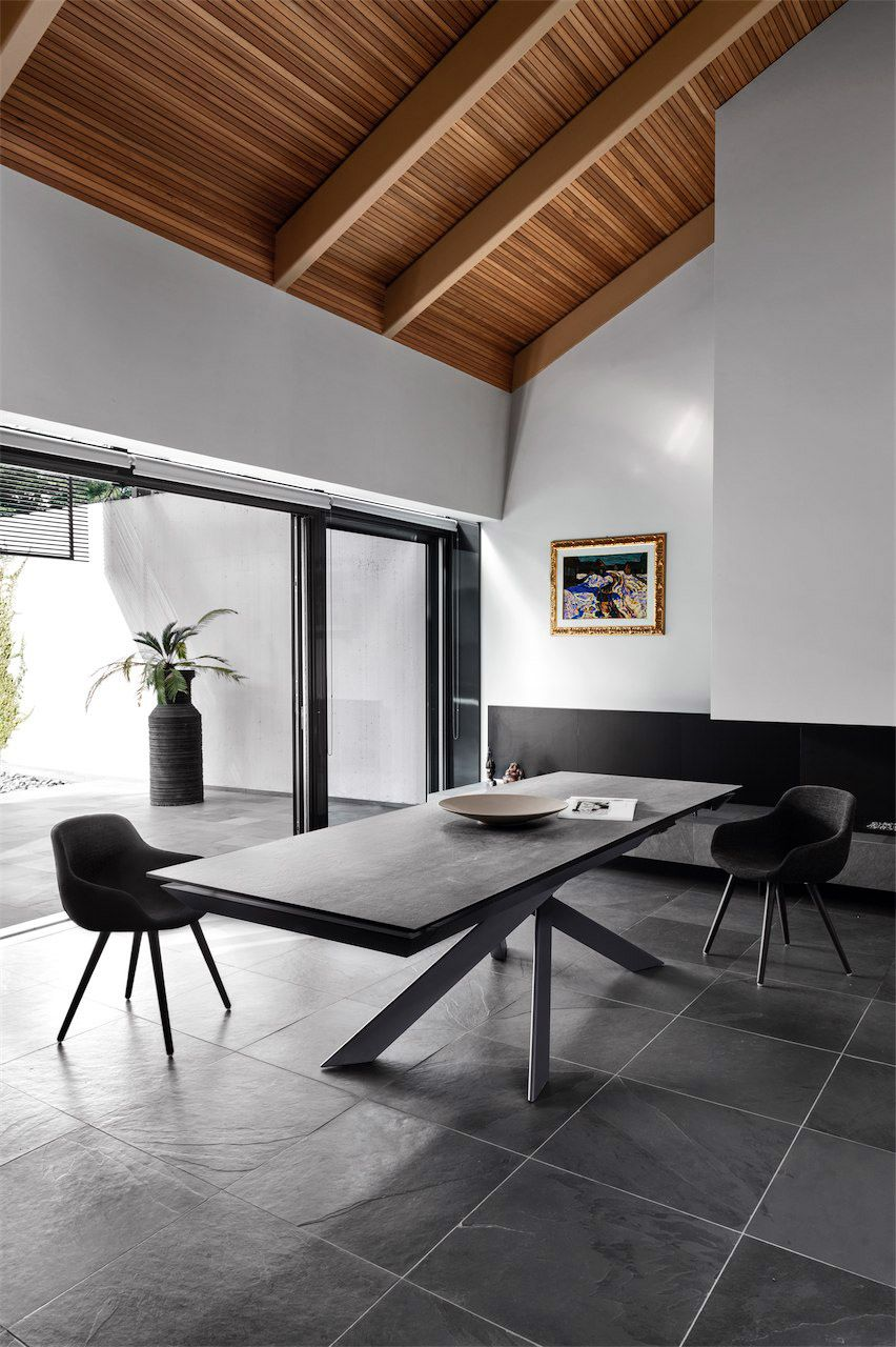 Calligaris | Eclisse Extending Dining Table | Available In A Number Of  Finishes.