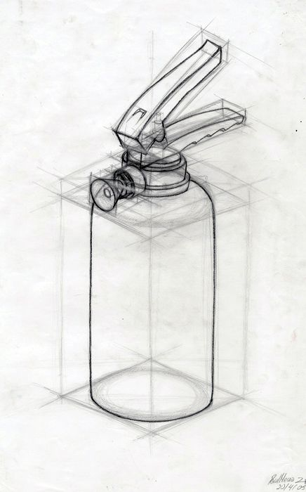 Dibujo Constructivo Din A3 Disenos De Unas Constructivo Dibujos