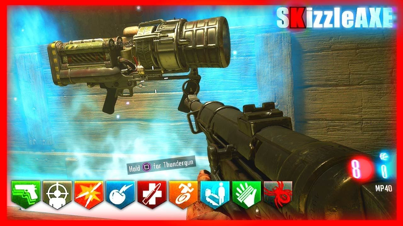 Kino Der Toten Round 50 Run In Black Ops 3 Zombies Dlc 5 Gameplay