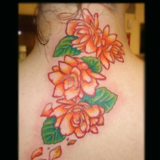 Pin By Shannon Gottliebsen On Tats Grateful Dead Tattoo Sublime Tattoo Flower Tattoos
