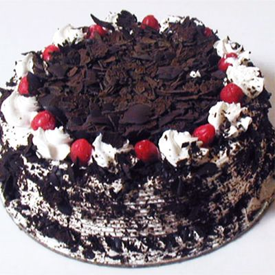 Black Forest Cherry Cake Milkchocolate Black Forest
