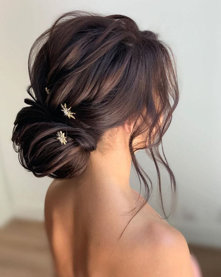 40+ Most Elegant Updo Wedding Hairstyles 2019 - #Elegant #Hairstyles #updo #Wedd...#elegant #hairstyles #updo #wedd #wedding