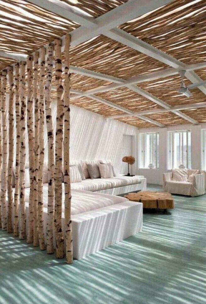 Wohnzimmer Mit Strand Flair   10 Originelle Einrichtungsideen. Mit Diesen  Originellen Ideen Werden Sie Immer Eine Frische Brise In Ihrem Wohnzimmer  Parat ...