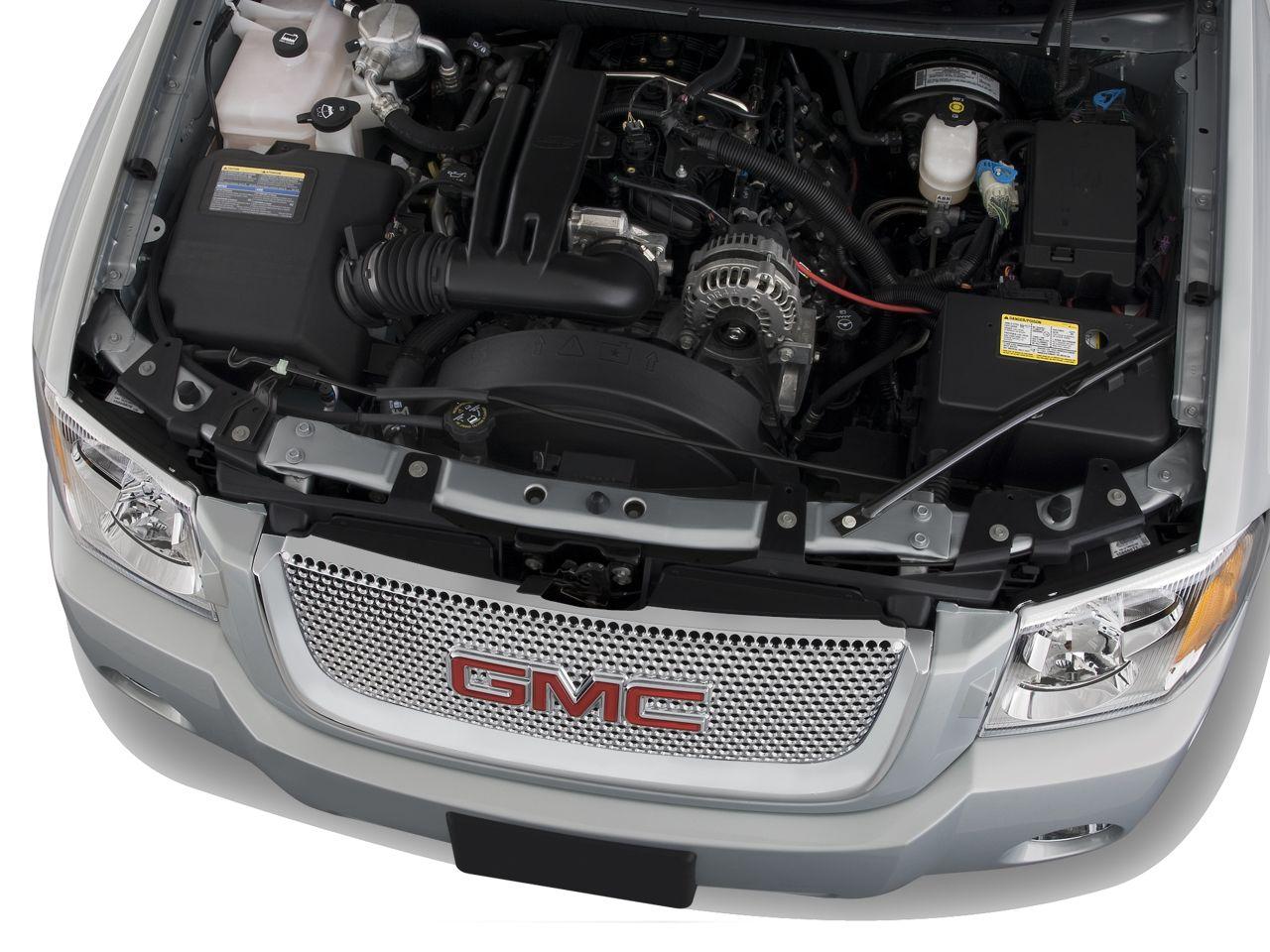 Gmc Envoy Ltz Gmc Envoy Gmc New Engine