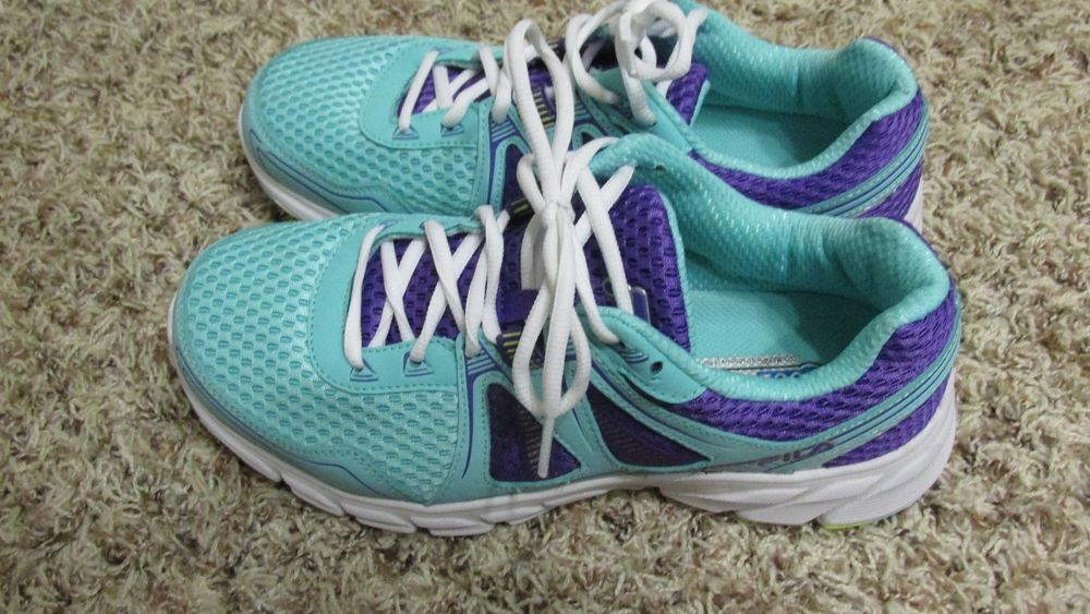 143797577d15 FILA Cool Max Memory Athletic Shoes - Women s Size 11 Wide  fashion   clothing