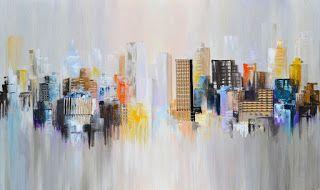 Abstractos ~ Gabriela Elliot - Artista Plástica