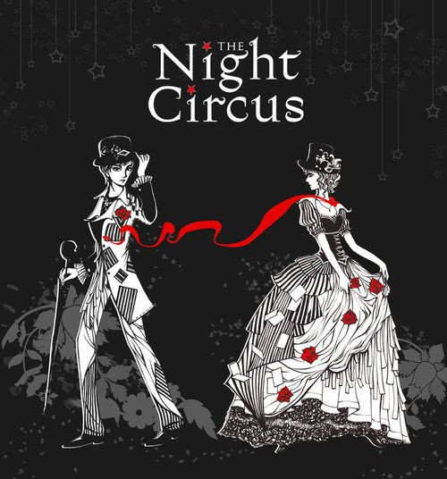 the night circus, this is beautiful. credits to the artist | Tumblr