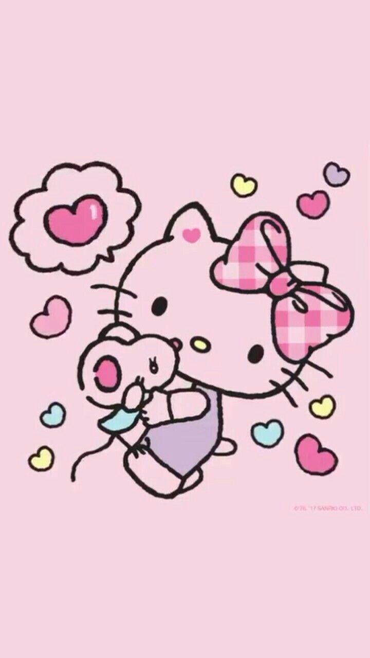 Gambar Wallpaper Kartun Hello Kitty Kumpulan Wallpaper