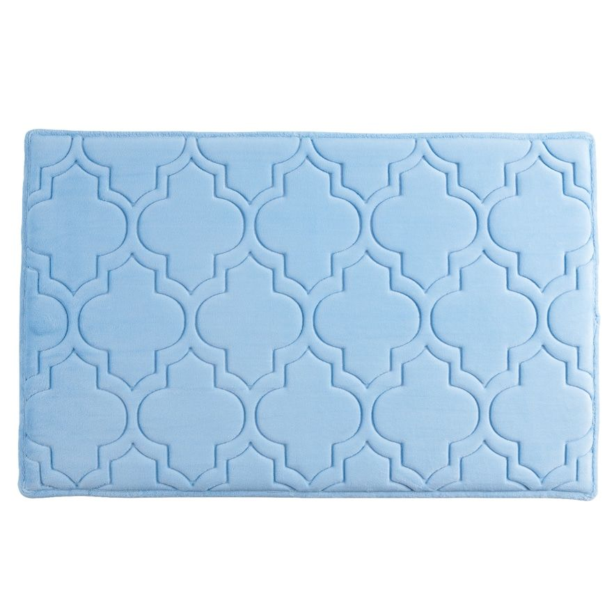 Town And Country Quick Dry Memory Foam Bath Rug Rugs Memory Foam Kids Rugs