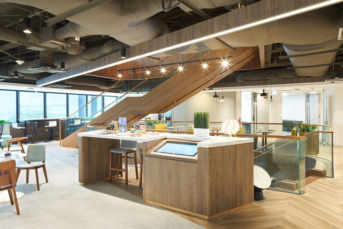 Office Tour Distrii Coworking Offices Singapore With Images