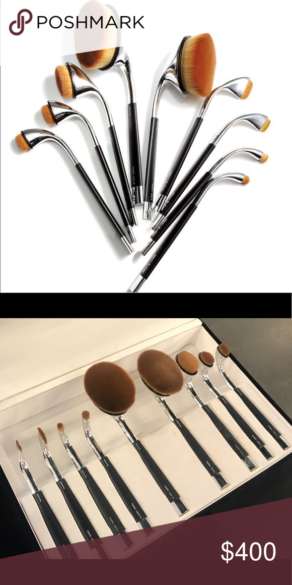 Artis Brush Fluenta 9 Brush Set Artis brushes, Sephora