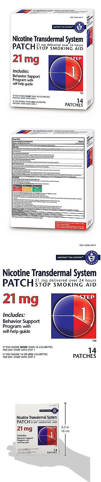 Habitrol stop smoking program