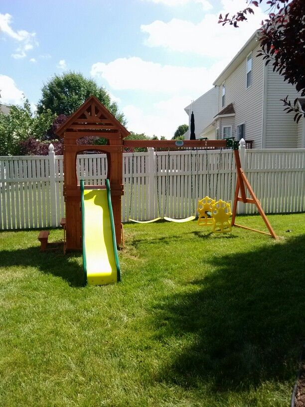 Backyard Discovery Brookfield Playset from Toys R Us ...