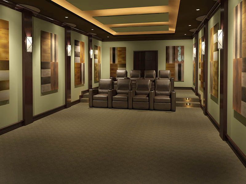 Decorative Wall Art Panels For Home Theaters Acoustic Panels Acoustic Ceiling Panels House Design