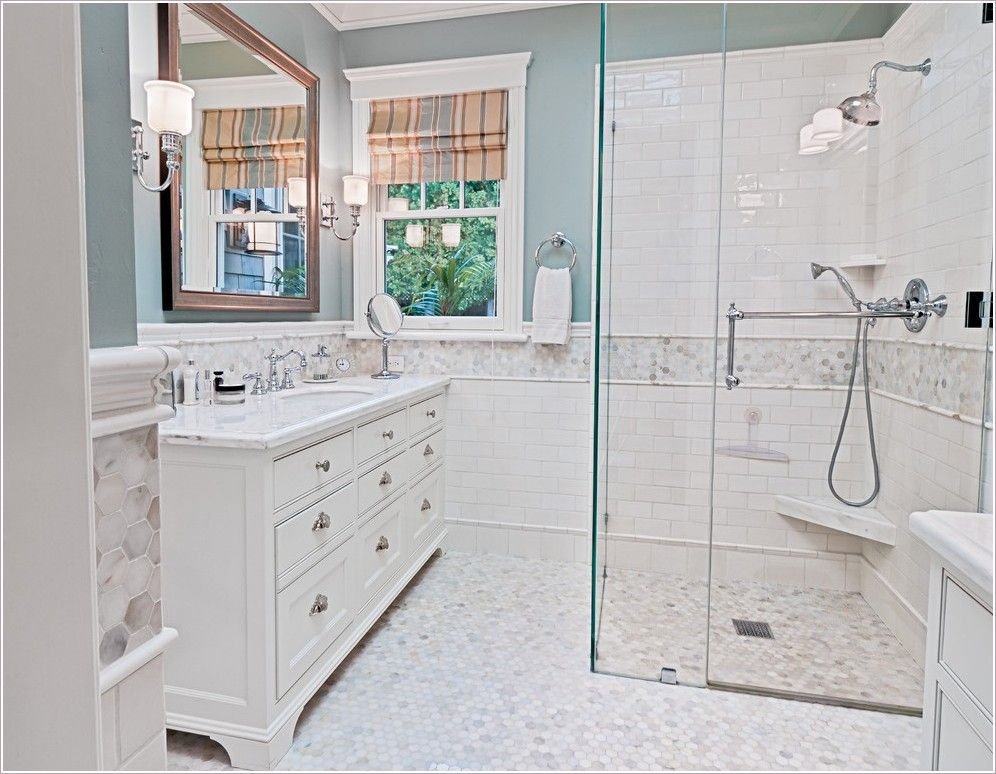 Bathroom White Subway Tile Bathroom Ideas