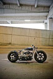 Rough Crafts  Graphite Speedster  Bobber Inspiration  Bobbers  Custom   MOTORCYCLES