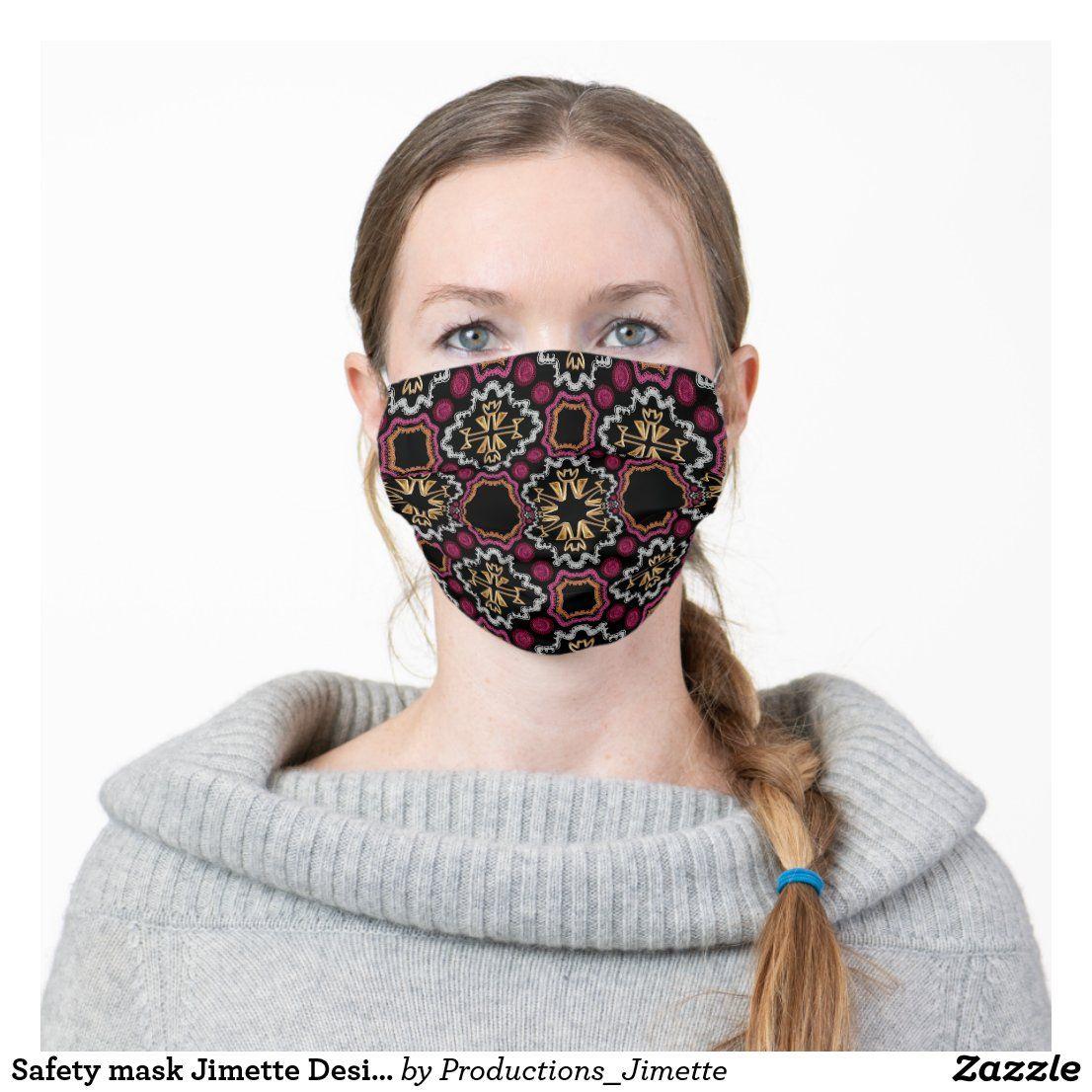 Safety mask Jimette Design in 2020 Mask