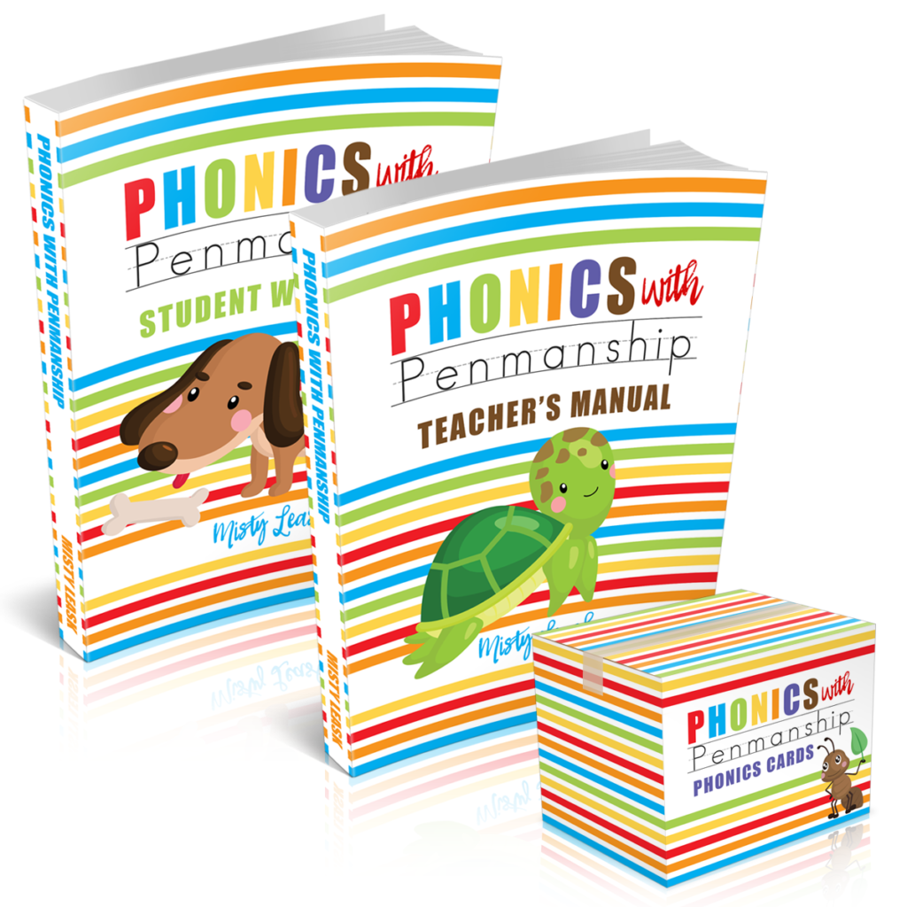 Phonics With Penmanship Year One