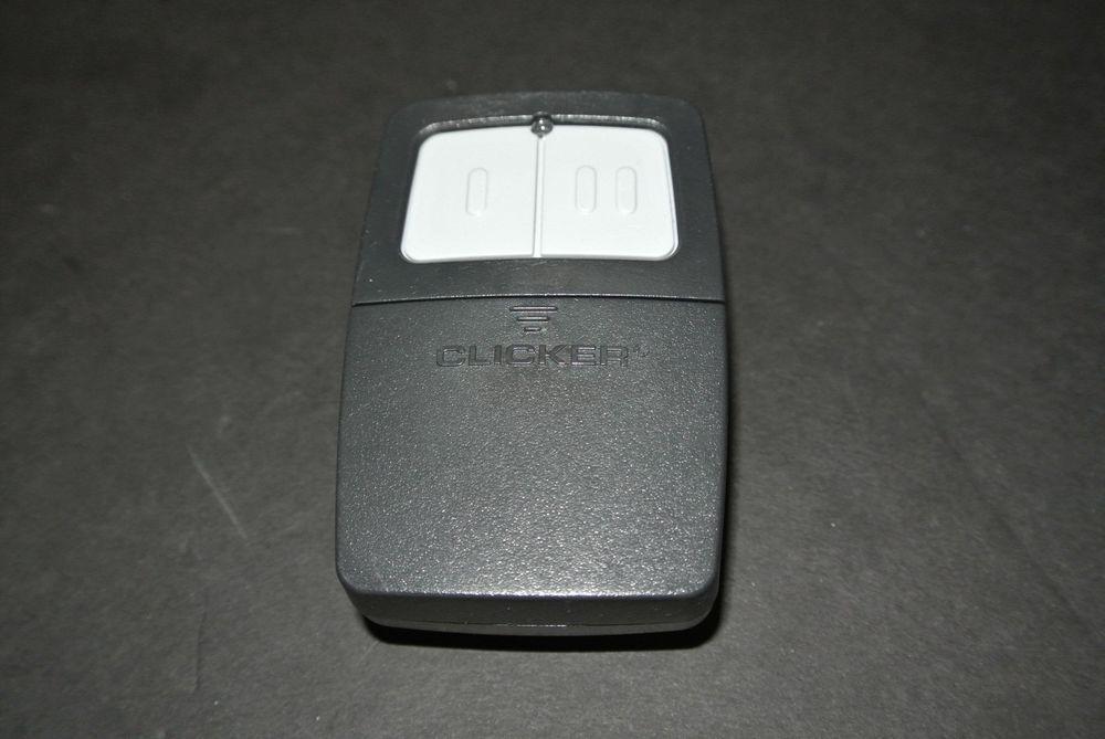 Chamberlain Clicker Universal Garage Door Remote Control