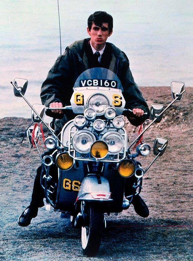 mod guy my music pinterest vespa and scooters