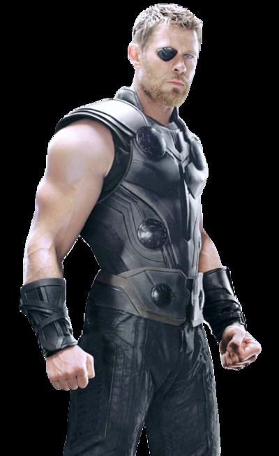 Infinity War Thor 3 By Https Www Deviantart Com Sidewinder16 On Deviantart Infinity War Thor Infinity