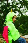 Sarah Silk Dragon Costume