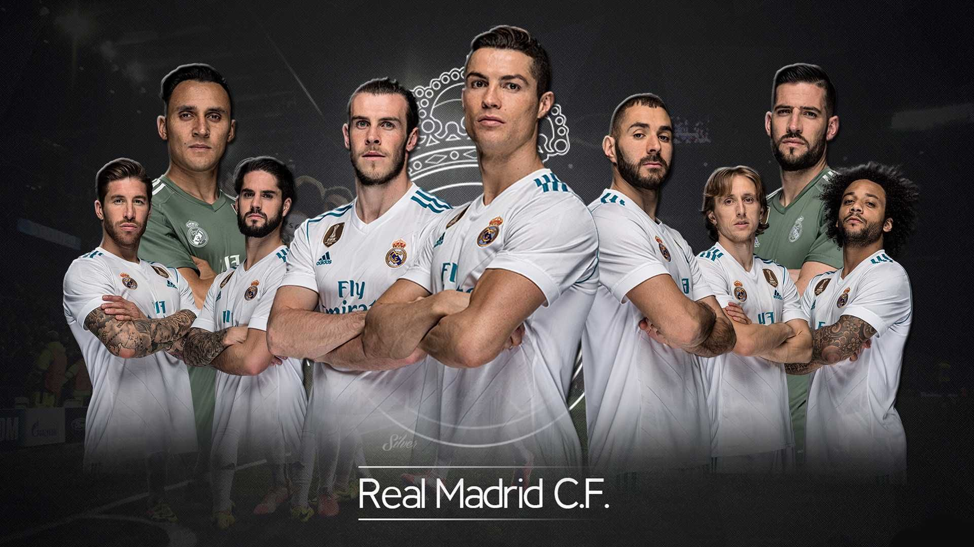 Real Madrid Wallpaper Equipo 2018 Hd Football In 2020 Real Madrid Team Real Madrid Wallpapers Real Madrid