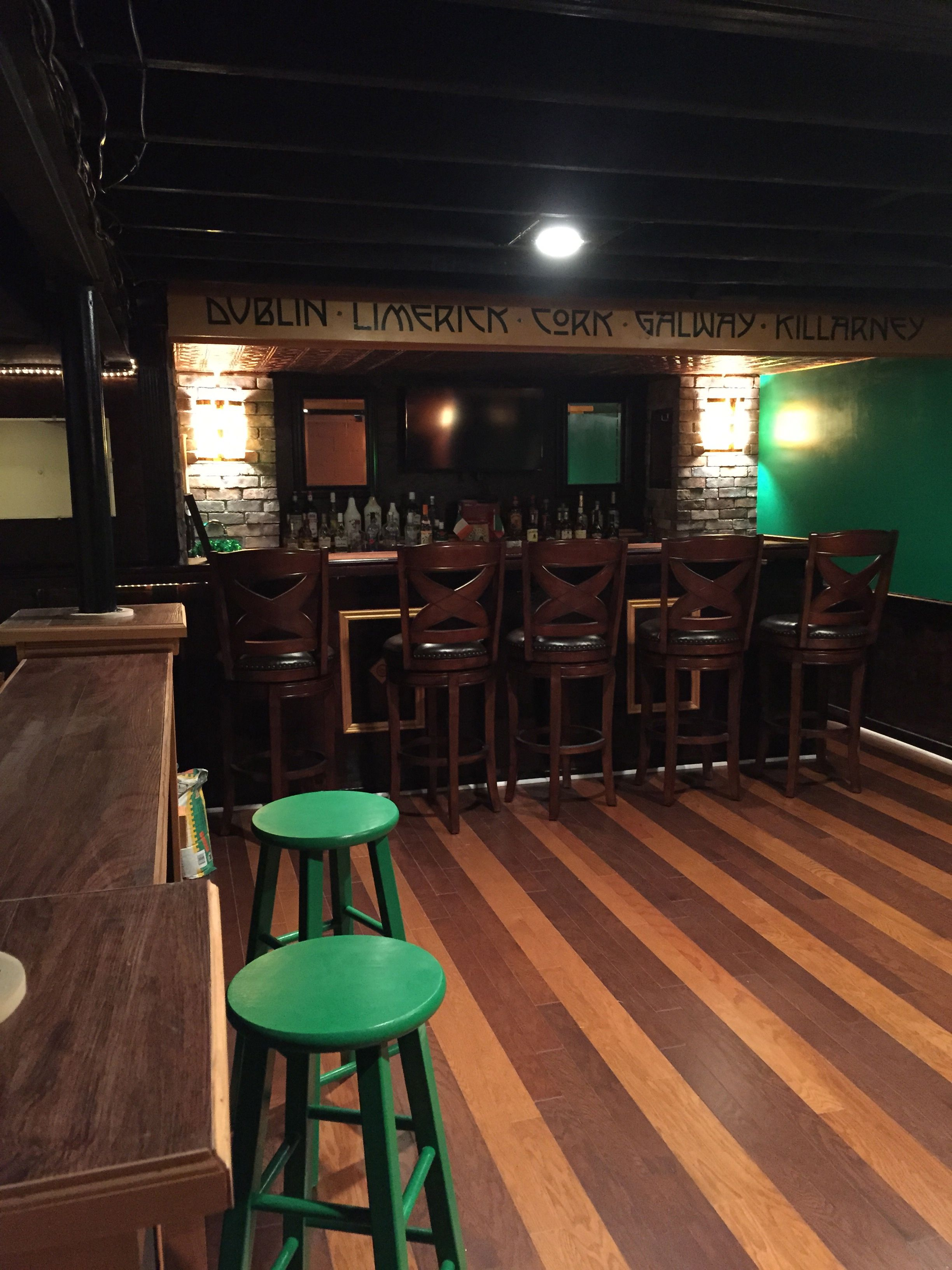 Our Irish Pub | Bar | Pinterest