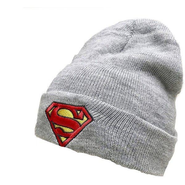 01b9e6c8794 ... cheapest amazon superman core cuffed beanie hat clothing 14 liked a1c28  07092