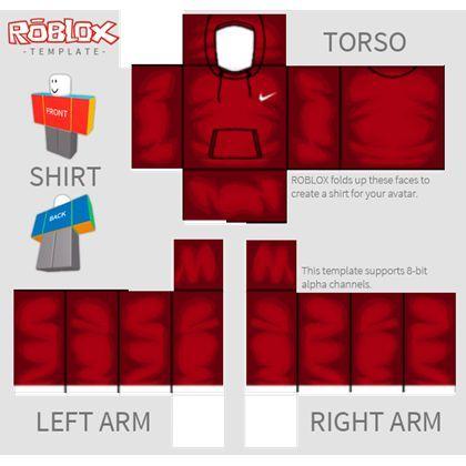 Nike Shirt Template Roblox Shirt Template Free Shirts Hoodie Roblox