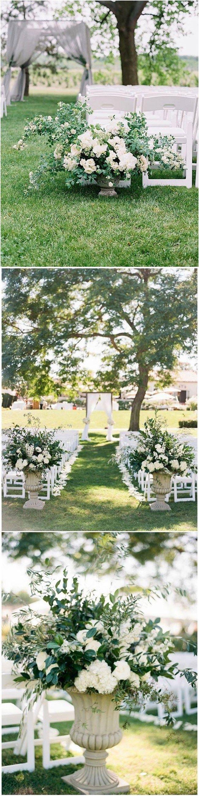 20+ TENDENZE PER IL MATRIMONIO IDEE PER IL MATRIMONIO BIANCO E VERDE – Forevermorebling   Blog di matrimonio